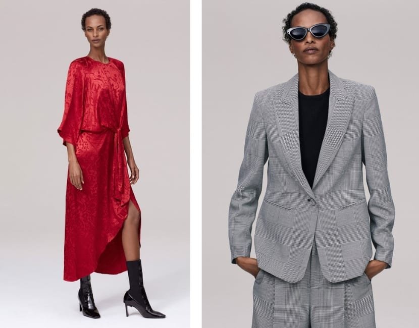 Vestidos y trajes de Zara