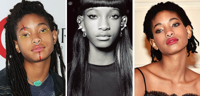 Willow Smith maquillaje