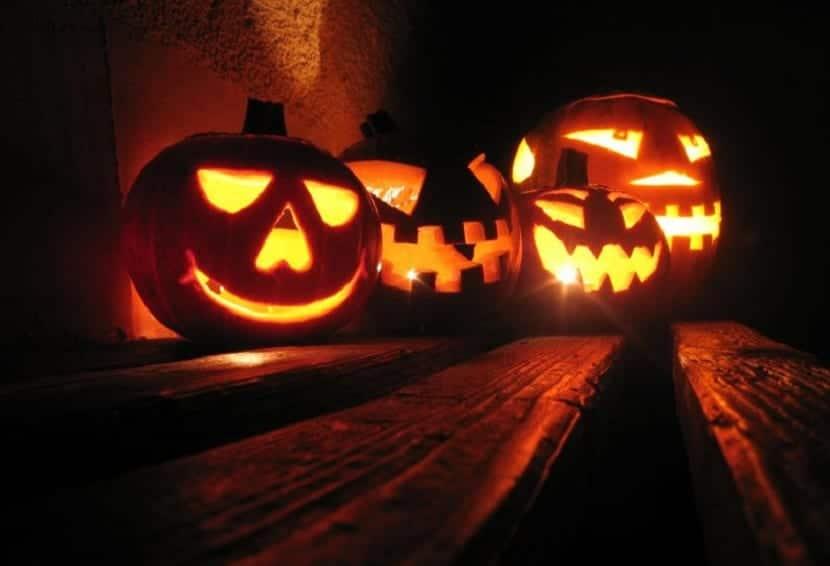 Decoración especial para Halloween