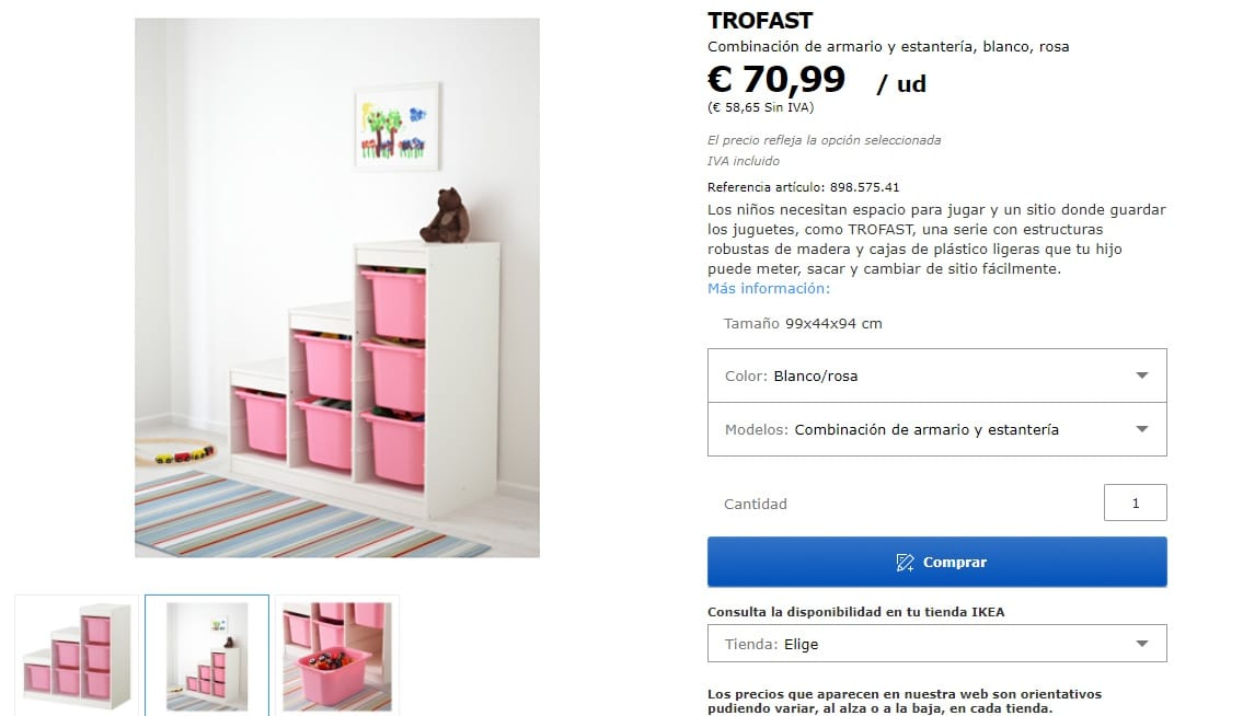 Ideas low cost para amueblar tu casa con ikea - Low cost muebles ...