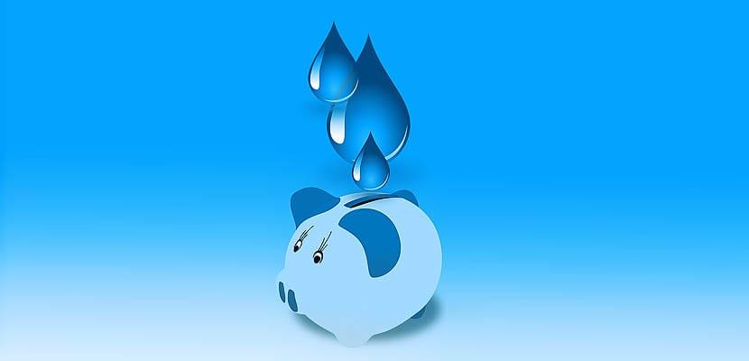 Consejos para disminuir el consumo de agua y ahorrar for Cosas para ahorrar agua