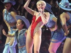 Pelo corto Miley Cyrus