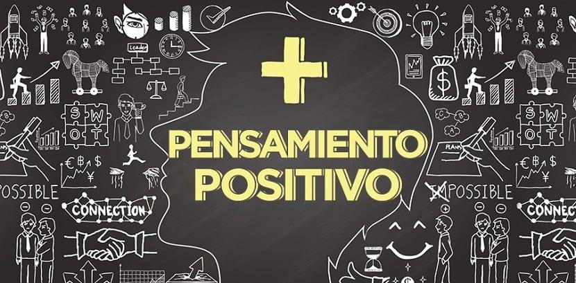 despertar el pensamiento positivo