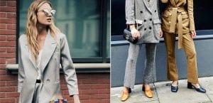 Looks con traje pantalon
