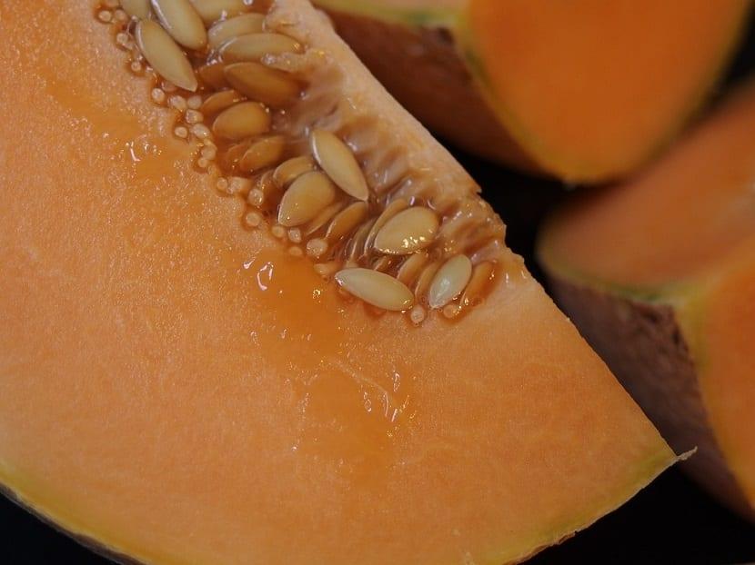 Beneficios del melón en la salud