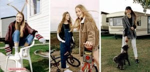 Pull&Bear, campaña Girls, go have fun