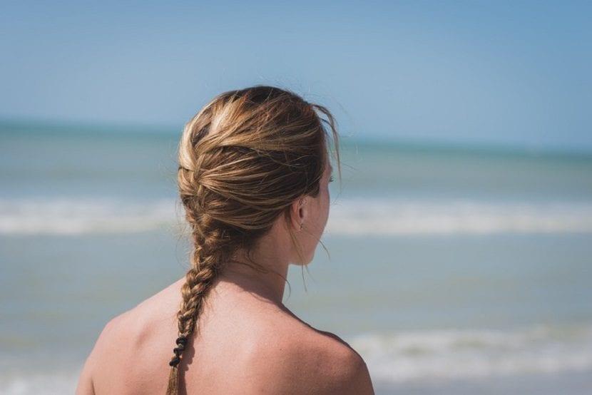 Trenzas para ondular el cabello sin calor
