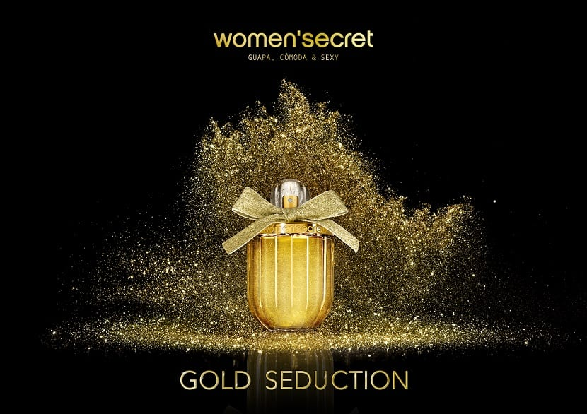 Perfume Gold Seduction