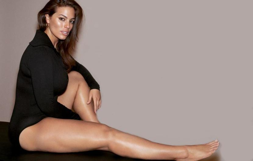 Ashley Graham modelo de tallas grandes