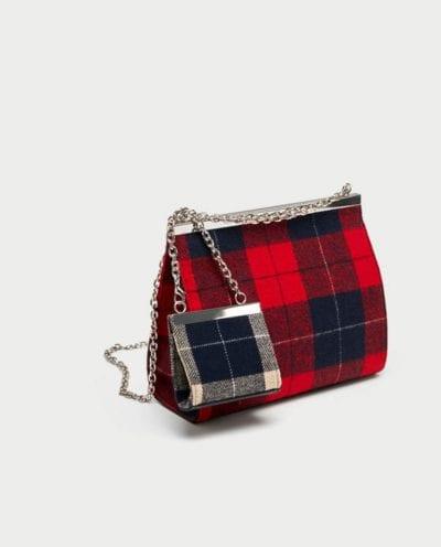 Bolso 3 en 1 de Zara tendencia
