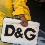Bolso logo de Dolce&Gabbana tendencia