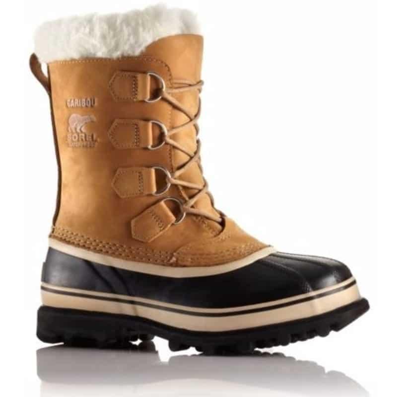 bota de nieve sorel