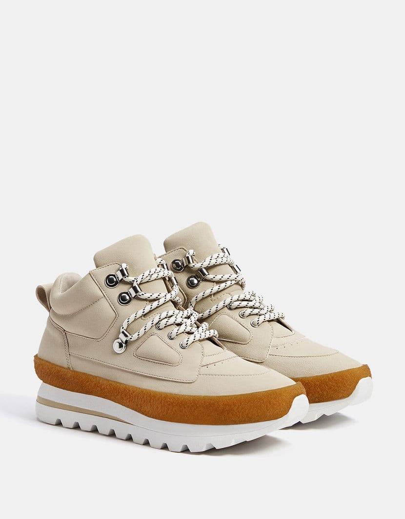 botas de nieve bershka