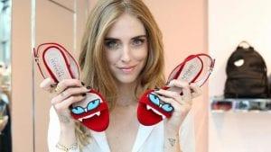 Chiara Ferragni influencer marca de moda