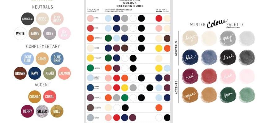 Armario cápsula-colores