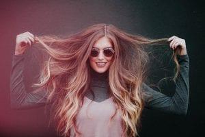 Cómo hacerte un peinado en dos minutos