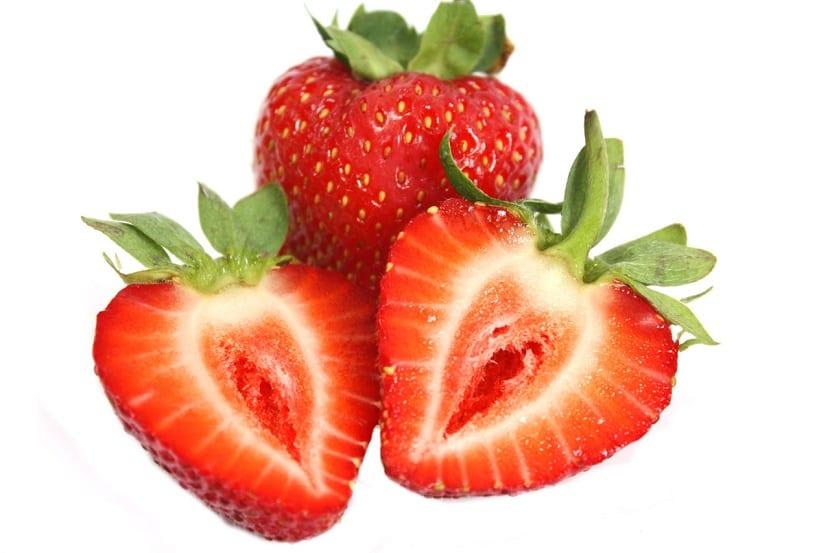 Fresas para el rostro
