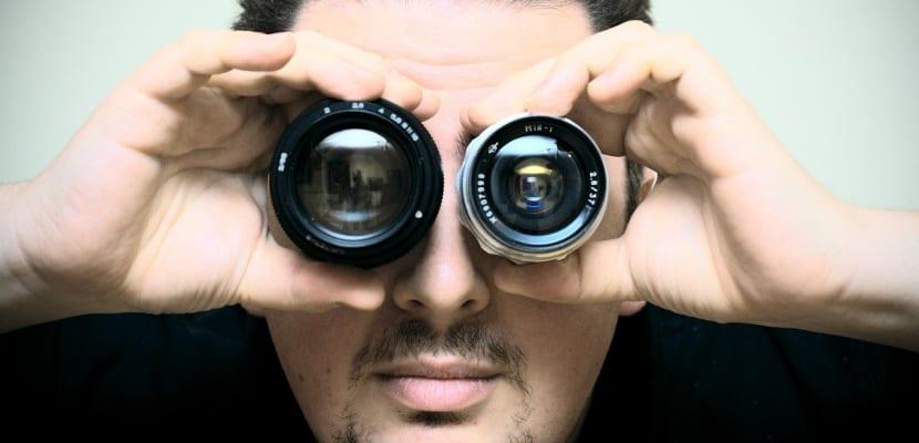 lentes ópticas