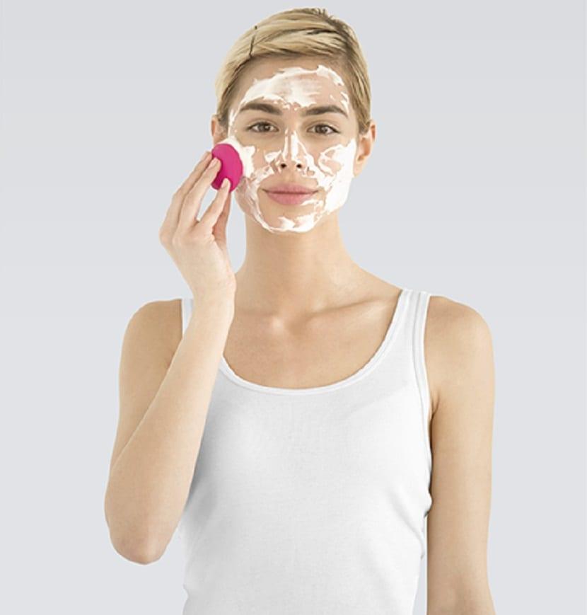 Limpieza rutina facial