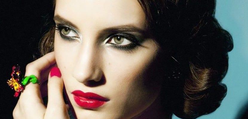 Maquillaje clásico