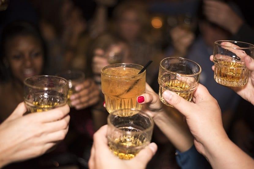 No hacer deporte después de beber
