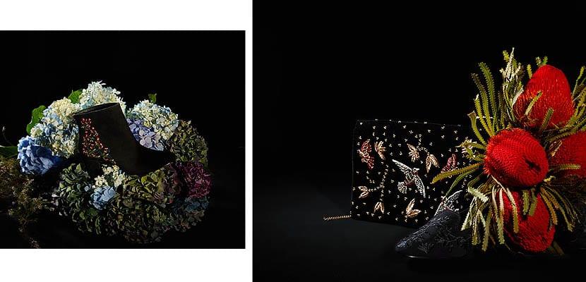 Sfera: accesorios con motivos florales