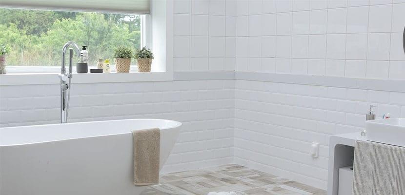 Consejos para prevenir y limpiar el moho en el ba o - Limpiar azulejos bano moho ...