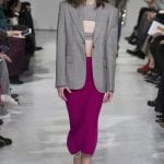 working girl tendencias Calvin Klein Collection