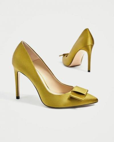 zapatos de salon de zara inspiración carrie bradshaw estilo
