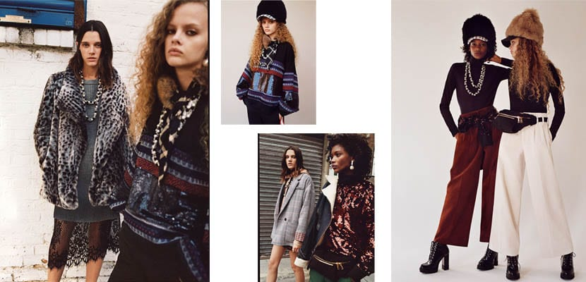 Nueva editorial Zara TRF: A new routine