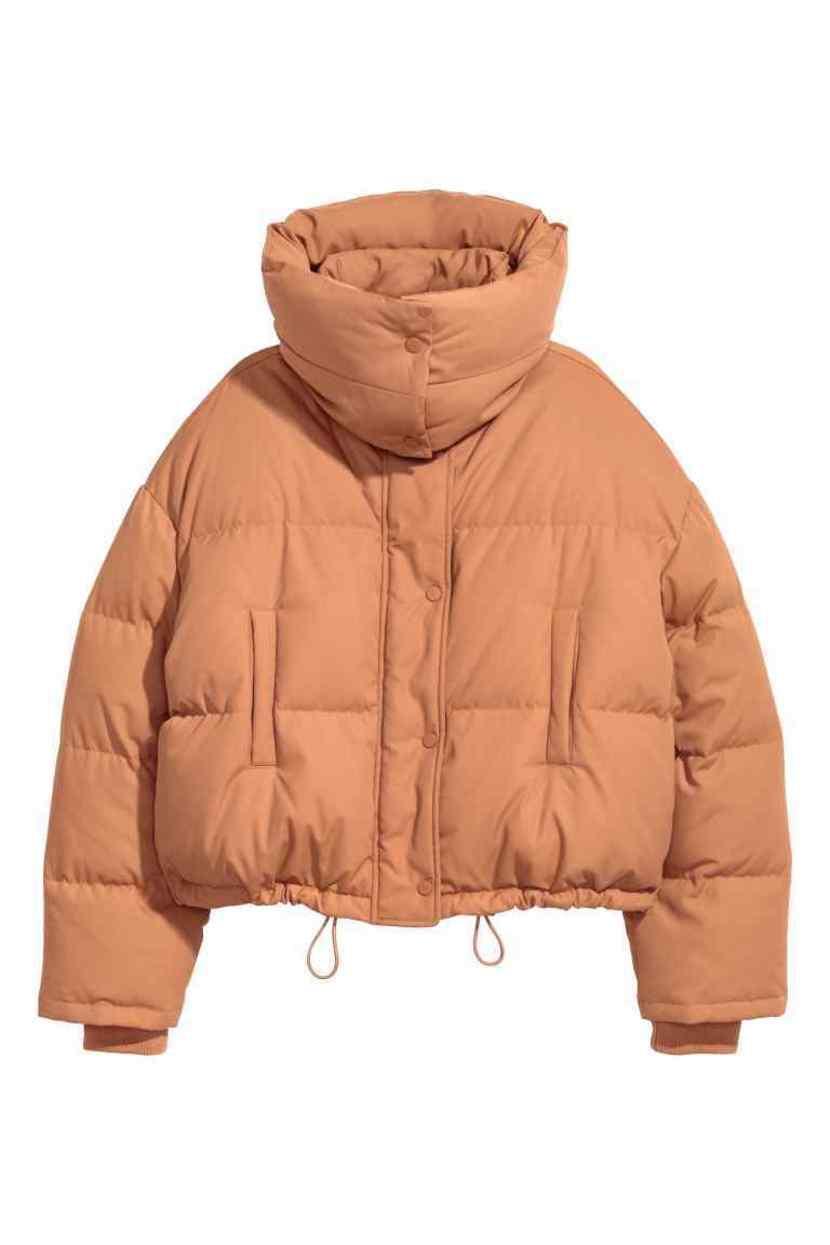 abrigo flechazo de h&m