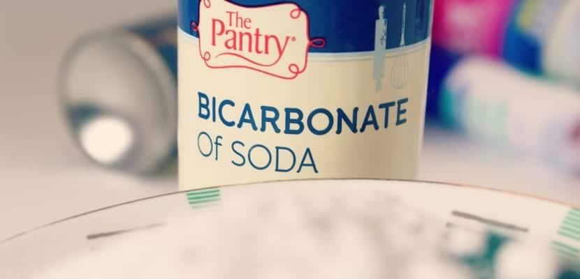 polvos de bicarbonato