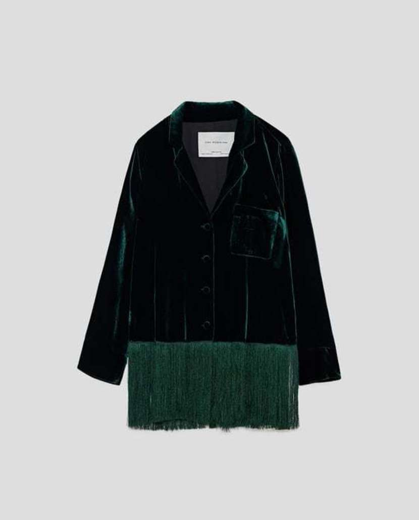 camisa flechazo de zara 59,99€