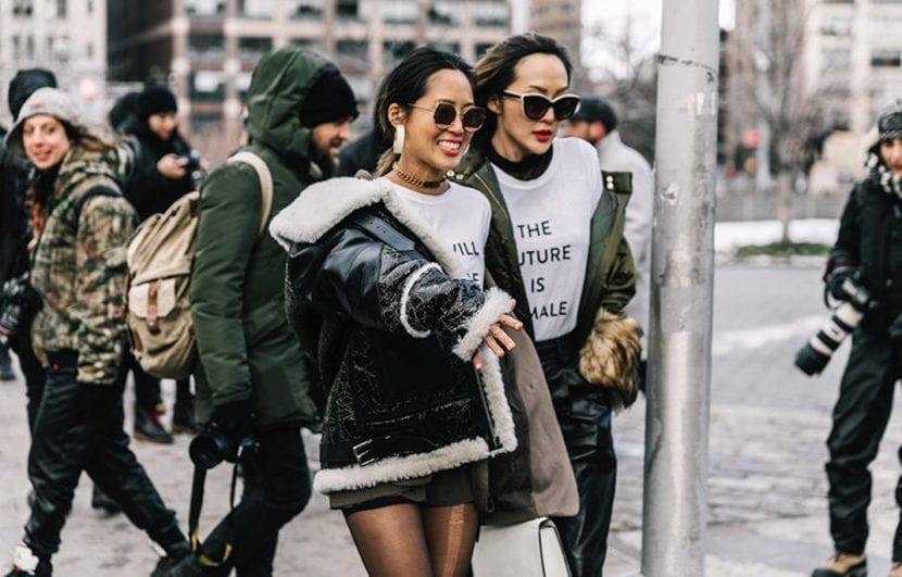 camiseta estilo street style
