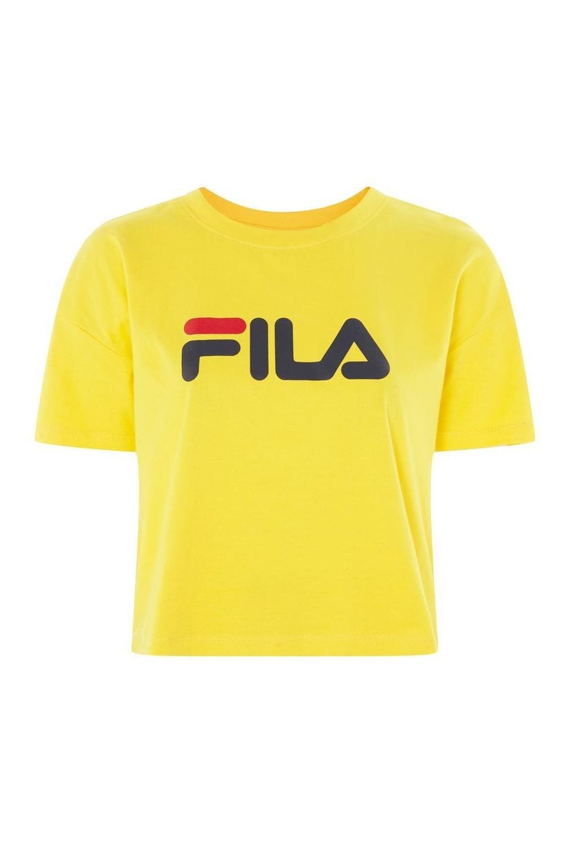 camiseta fila crop 34€