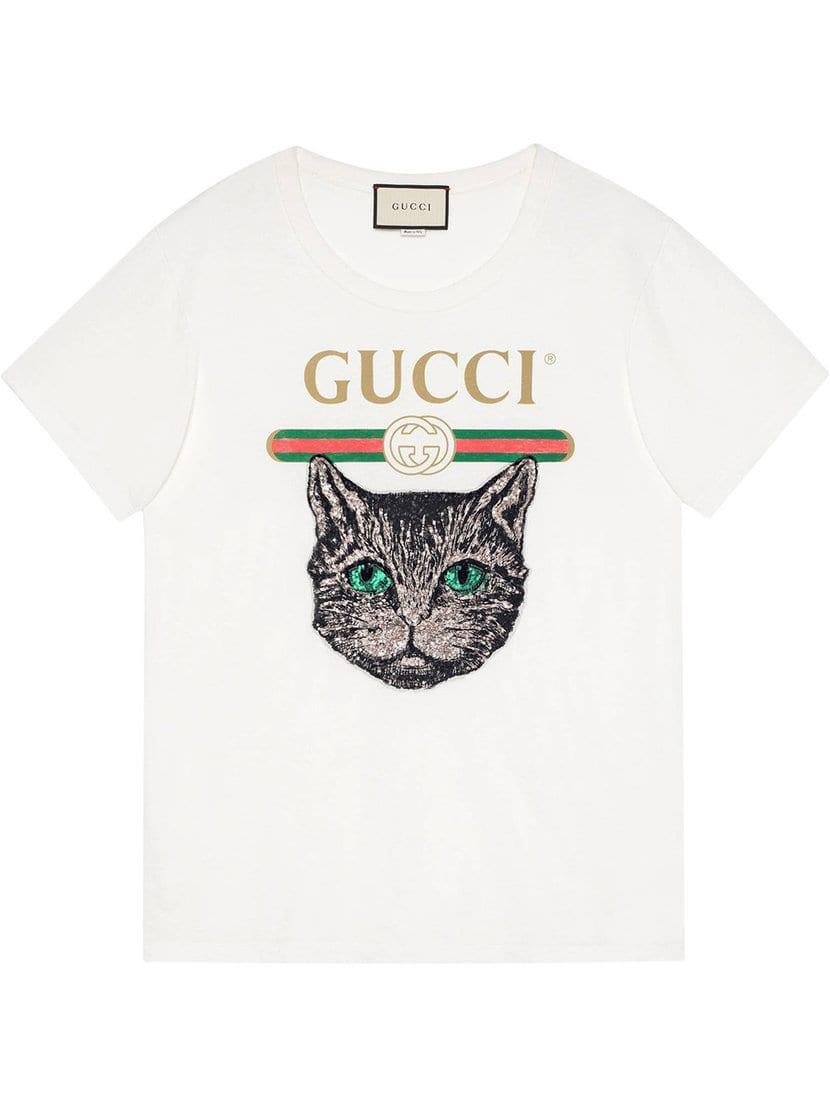 camiseta Gucci 690€