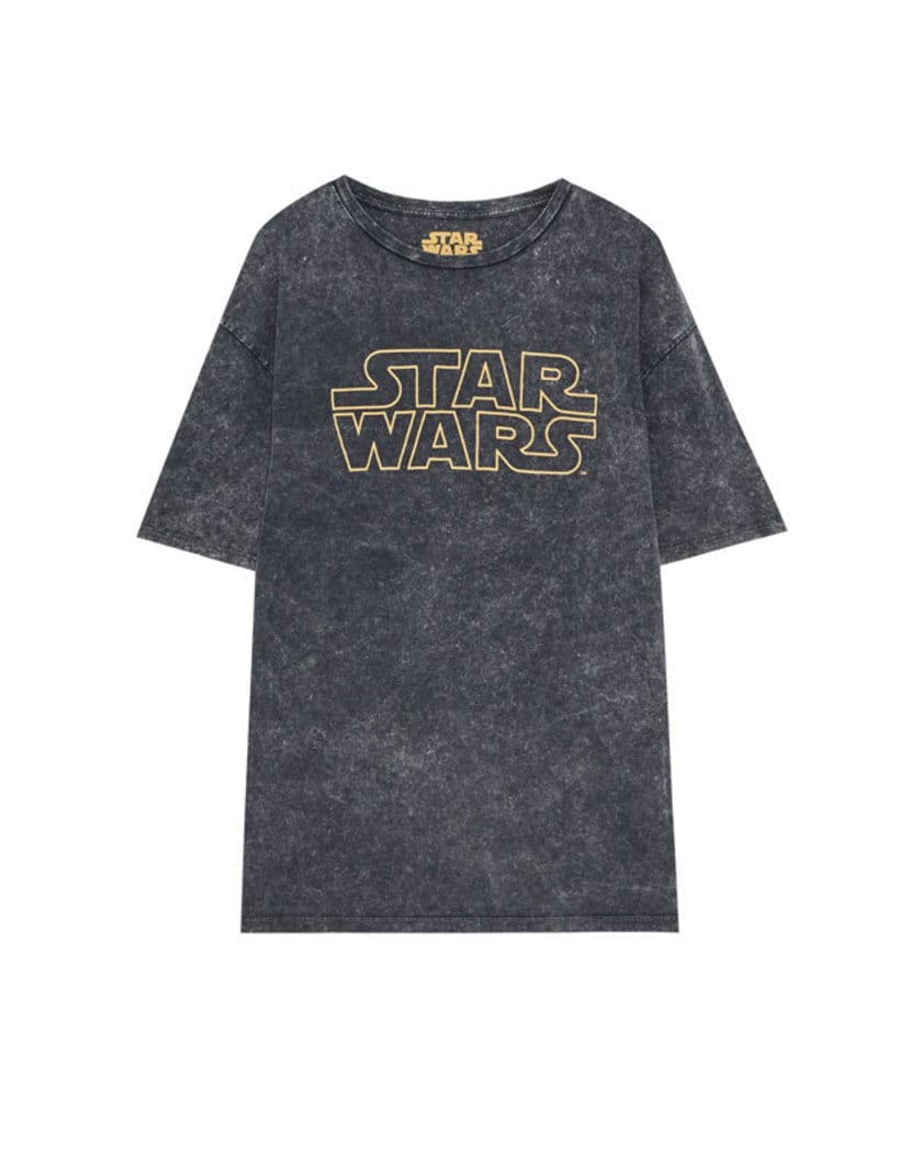Camiseta Star Wars Pull&Bear 12,99€