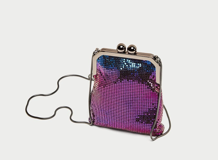 Mini-cartera de Zara