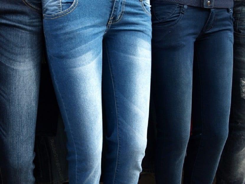 Colores de Jeans
