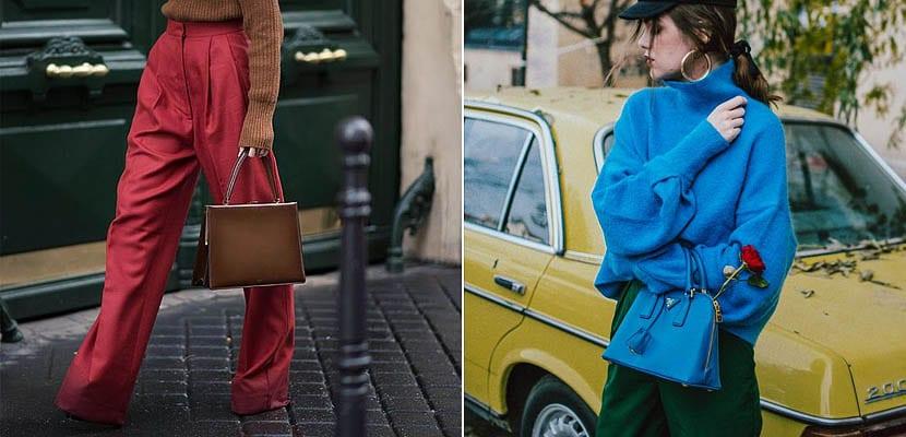 Combinaciones de color atractivas para el invierno