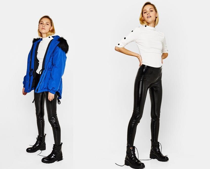 Combinar pantalones vinilo