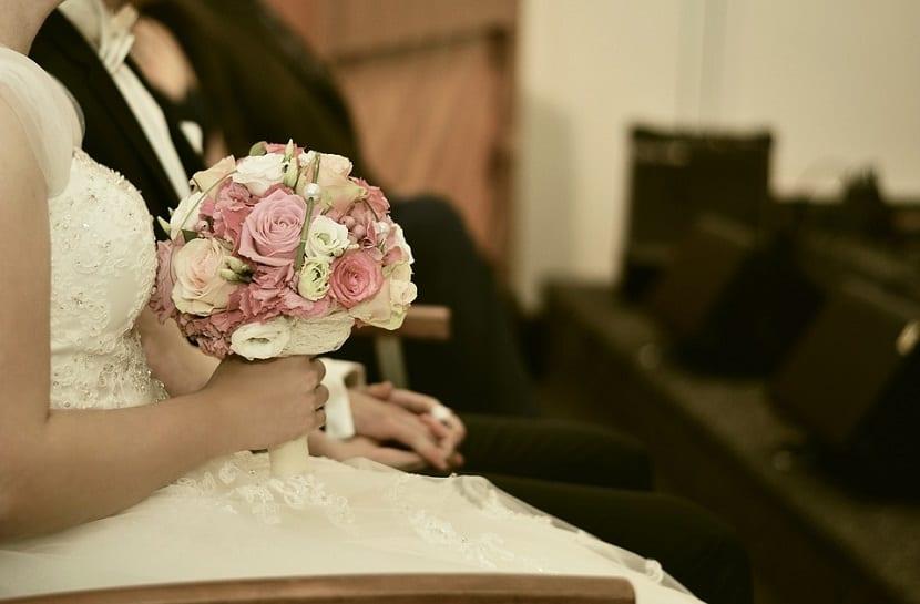 Ahorrar en las flores de boda