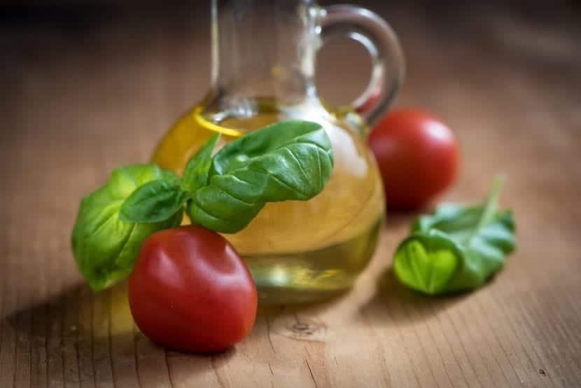 Consumo del aceite de oliva