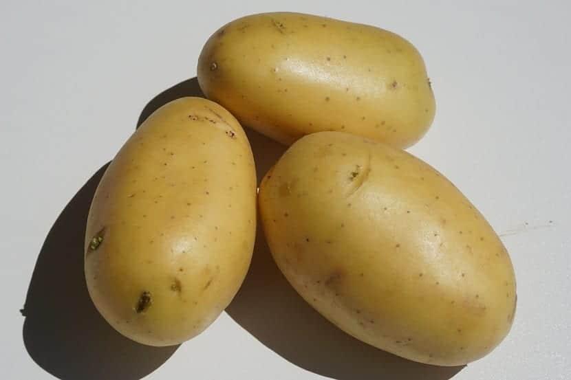 Remedio con patatas para la fiebre