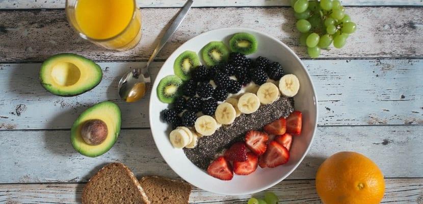 desayuno cuenco