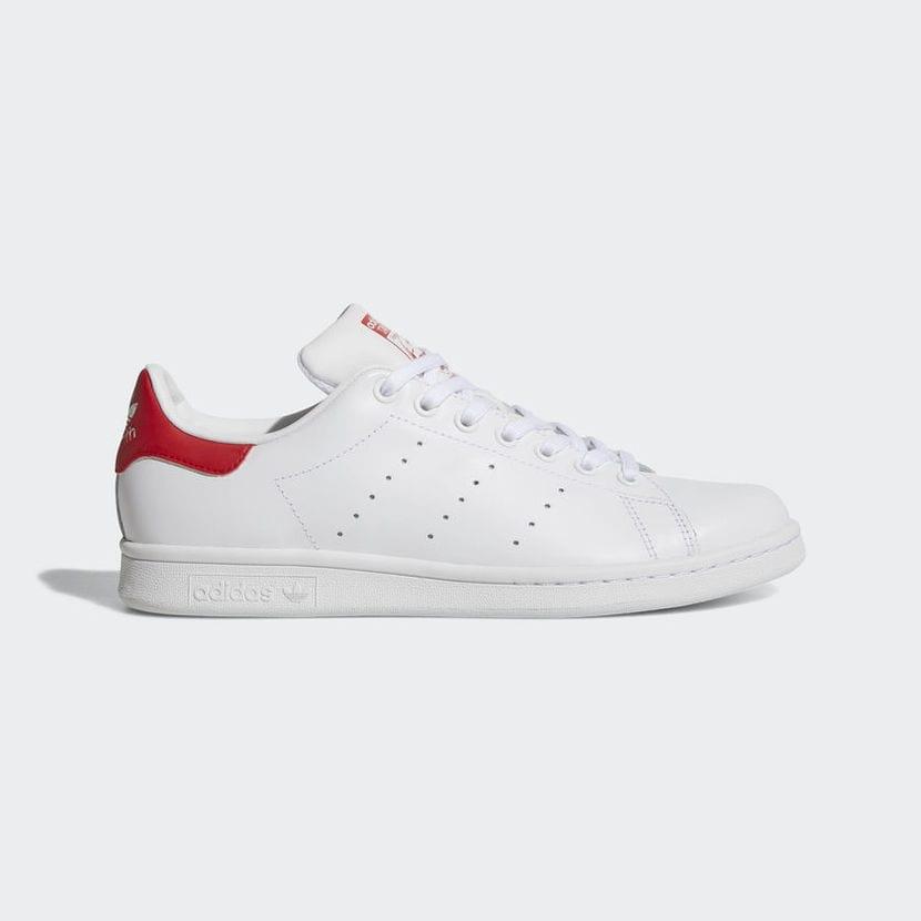 zapatillas blancas básicas adidas