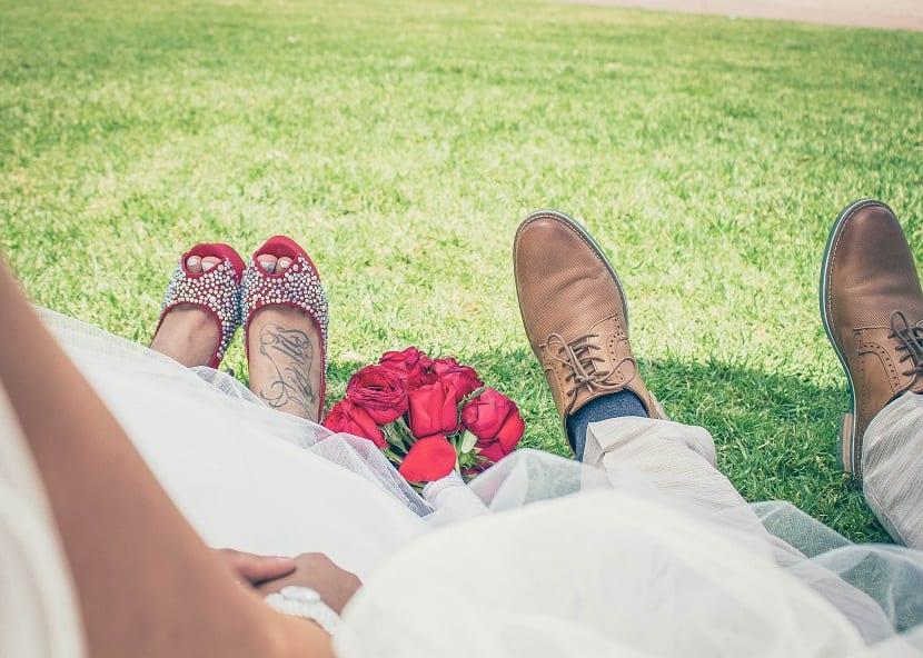 Cómo elegir los zapatos para novia