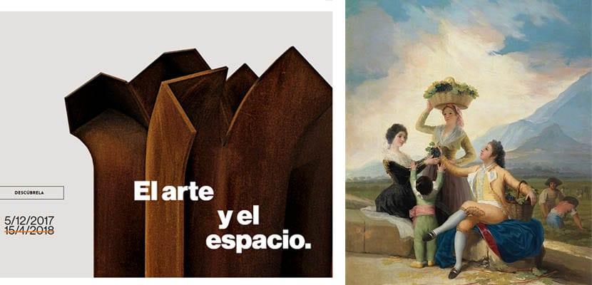 El arte y el espacio. Goya y la corte ilustrada