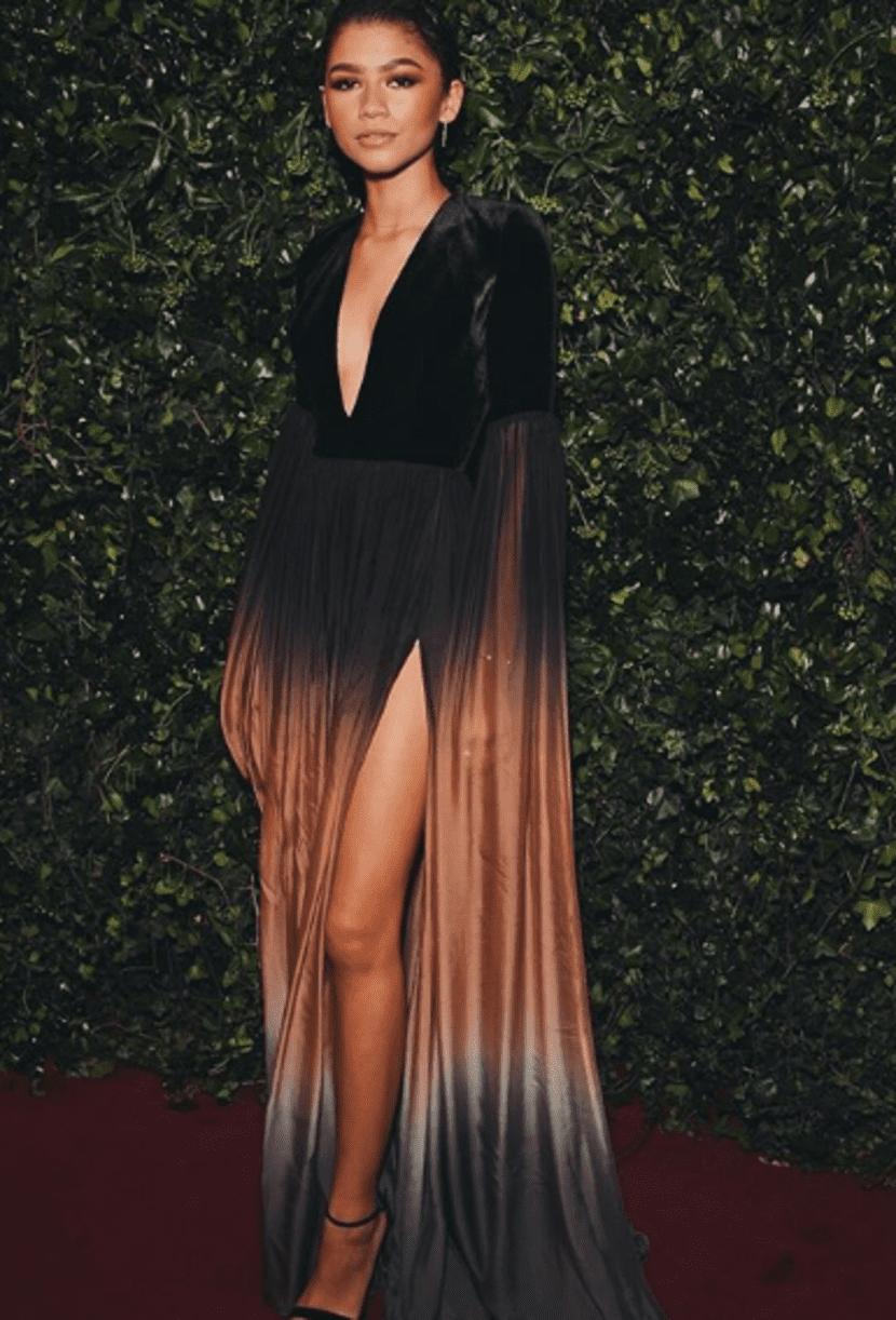 Zendaya Coleman Como Referente De Moda Para Todas Las Mujeres