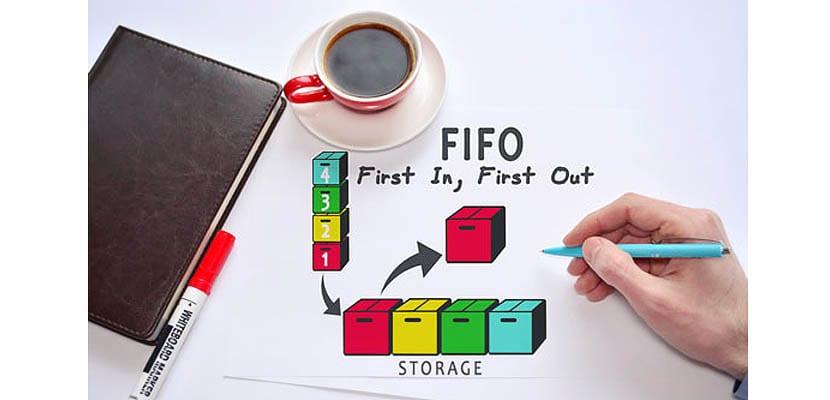 método FIFO
